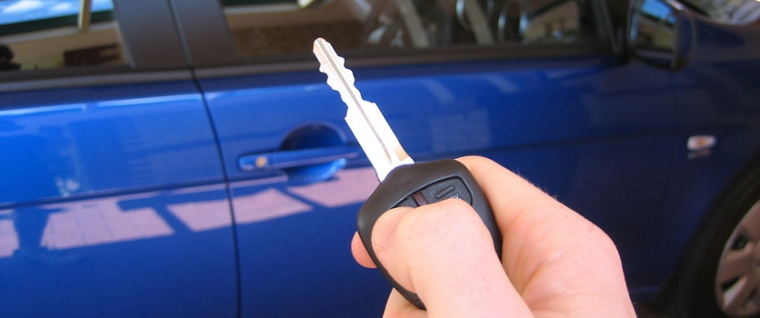 Stolen Car Key Replacement